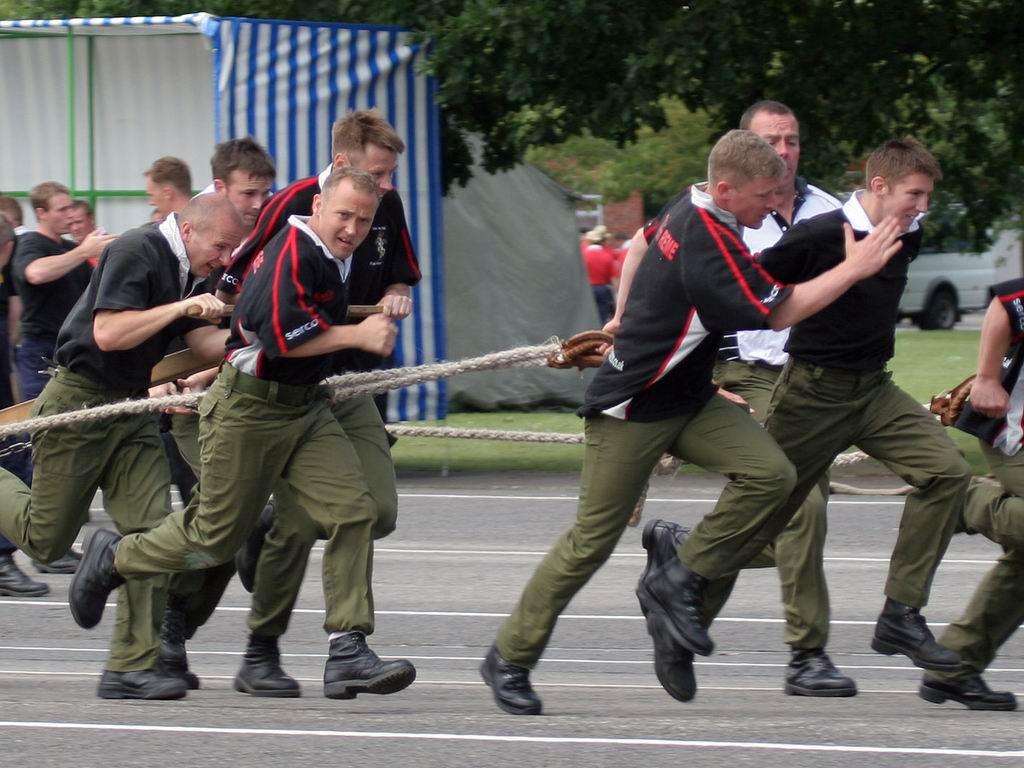 7 Battalion REME Field Gun